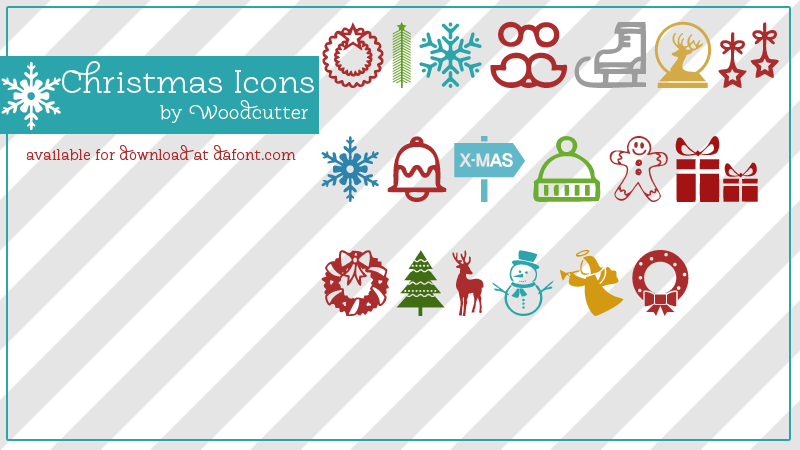 chrismtas-icons-font