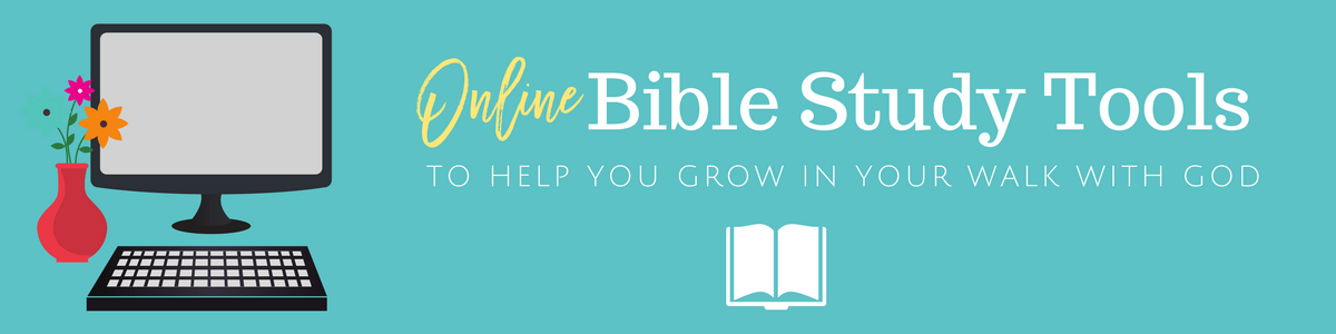 online bible study tools image